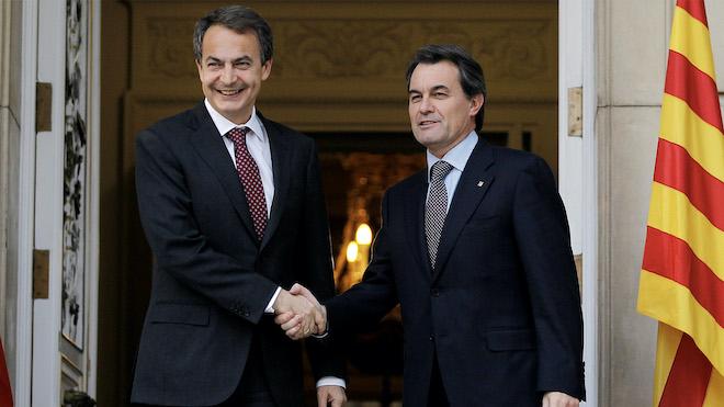 10 años de la sentencia del Estatut. Entrevista con José Luis Rodríguez Zapatero.