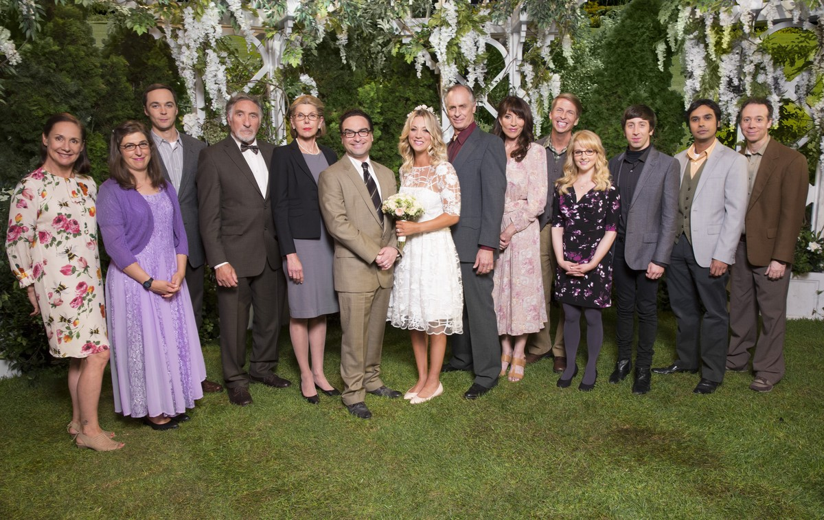 Imagen del primer episodio de la décima temporada de The Big Bang Theory, que Neox emite el viernes.