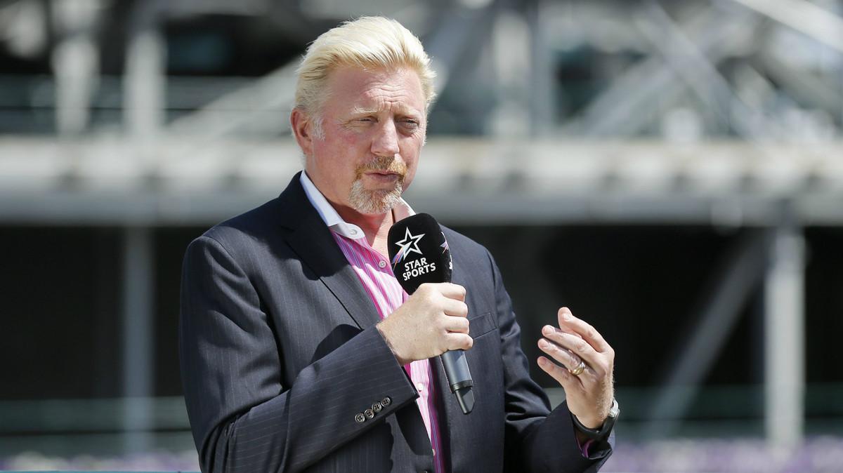 Becker vende sus trofeos