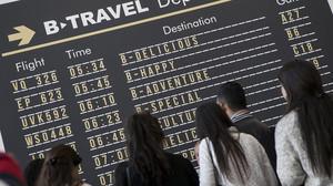 B-Travel: La vuelta al mundo puede hacerse en unas horas