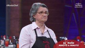 'Masterchef' expulsa Juana i castiga Ana i Luna per ajudar Andy
