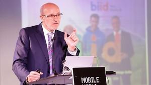 Carlos Grau, nuevo director de Mobile World Capital.