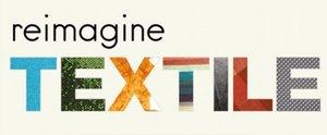 Cartel promocional del programa paraemprendedores Reimagine Textile.