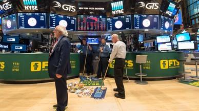 El 'lobo' Di Caprio vuelve a Wall Street