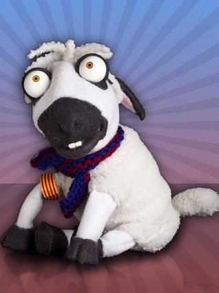 La oveja Queca de 'Crackòvia'.