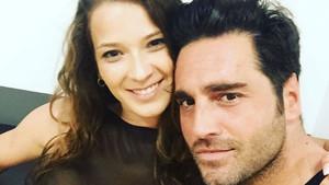 David Bustamante ha compartido en Instagram junto a la bailarina Yana Olina.