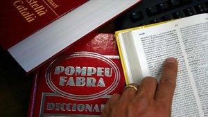 Diccionario Pompeu Fabra.