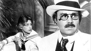 Dick Bogarde (en el papel de Gustavvon Aschenbach) yBjörn Andresen (Tadzio), en la película 'Muerte en Venecia', de Visconti.