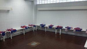 L'Ajuntament de Badalona tanca les instal·lacions d'aigua sanitària del Camp de futbol de Lloreda per presència de legionel·la