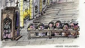 Escena de 'La nena que volia dibuixar'.