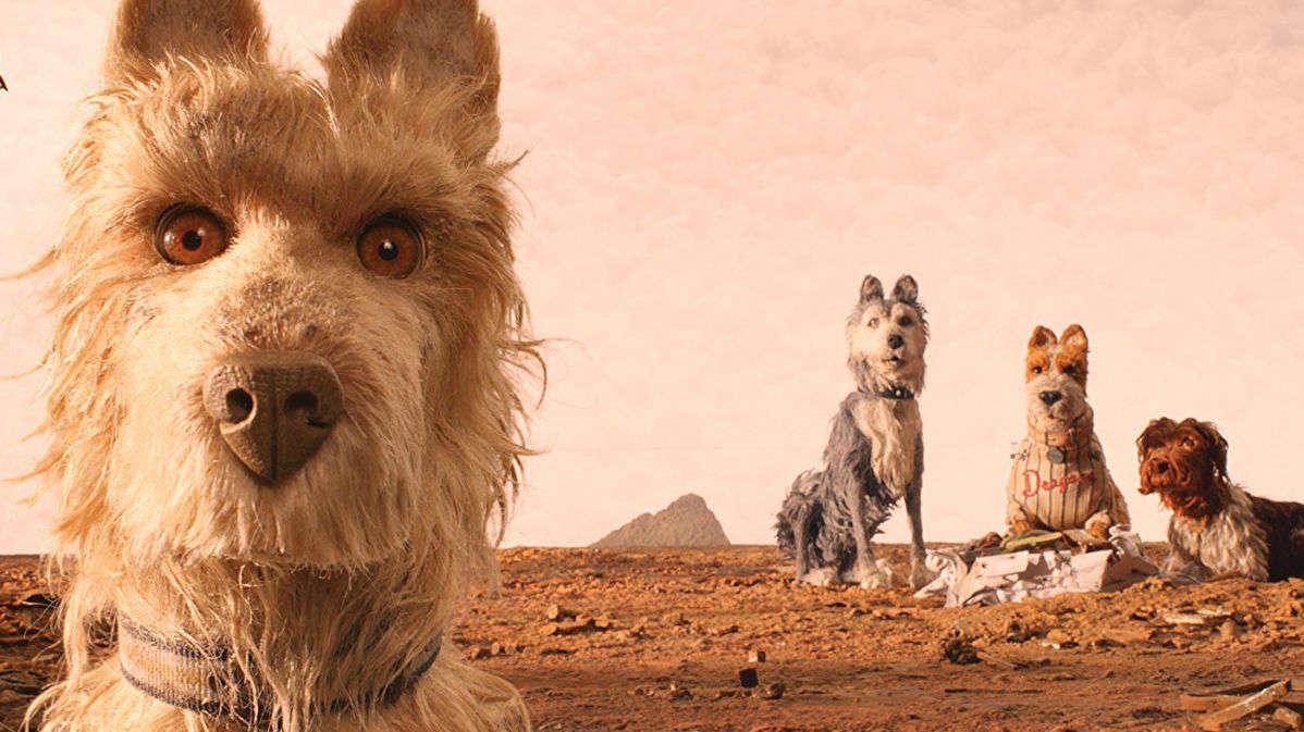 Tráiler de Isla de perros (2018).