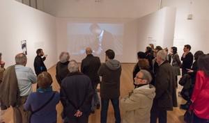 La exposición 'Tres temps del artista Pepe Espaliú en el Centre dArt Tecla Sala de LHospitalet