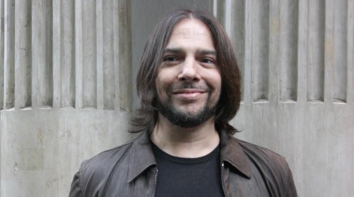 Joaquín Cortés, en el Tívoli, en la presentación de su nuevo espectáculo Esencia.