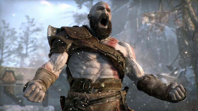 God of War se alza como mejor videojuego en The Game Awards.