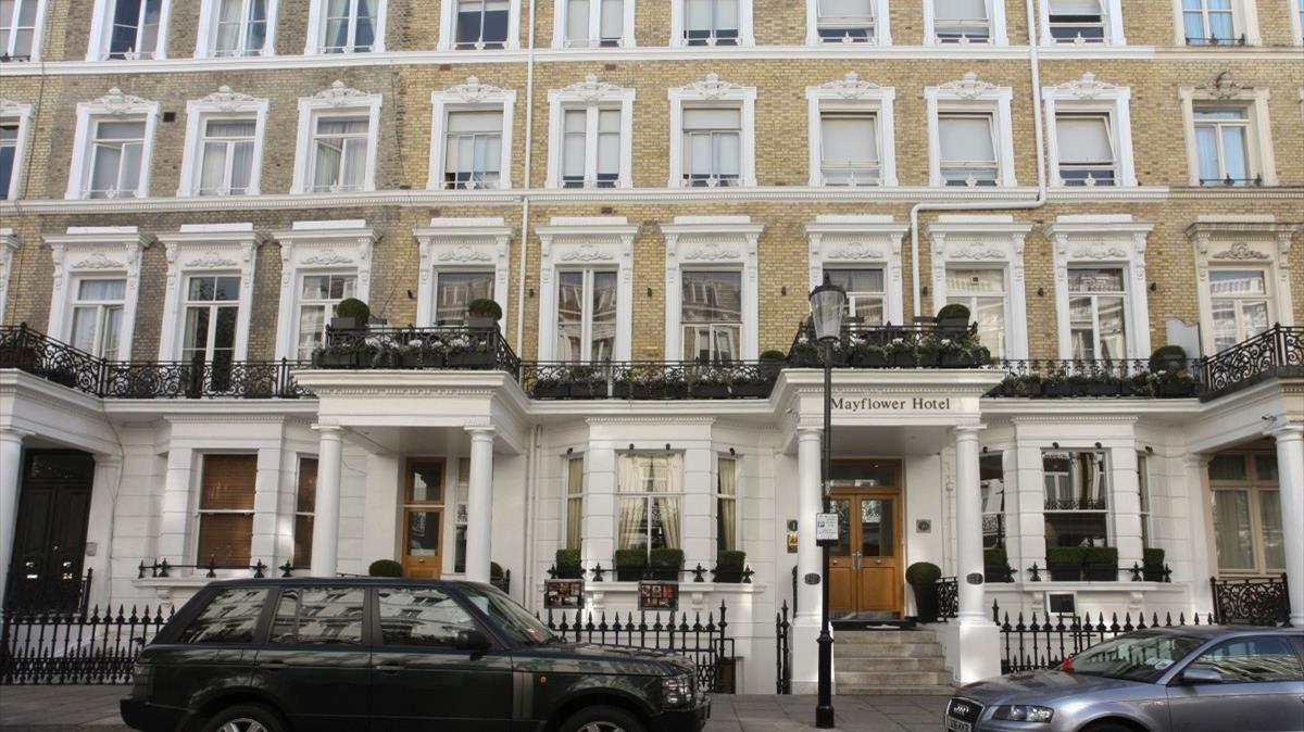 Un español muerto y otro crítico en un hotel de Londres por una aparente intoxicación de monóxido de carbono