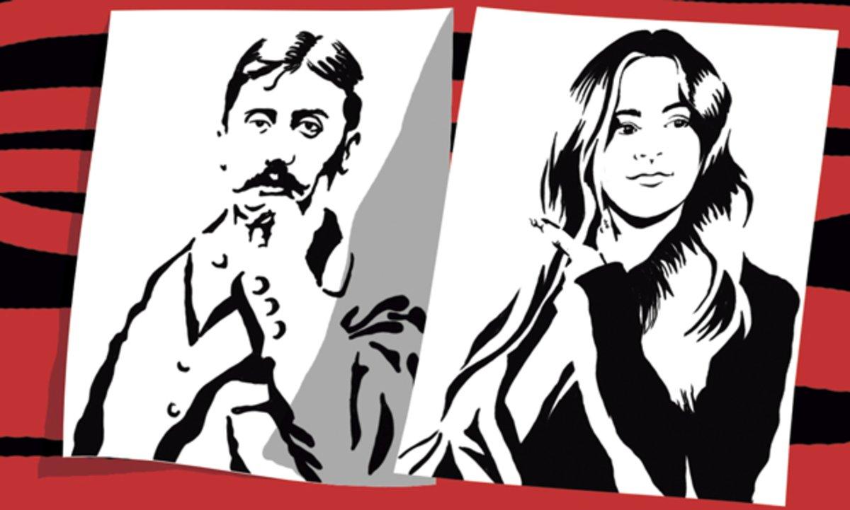 Marcel Proust y Rosalía: cien años no es nada