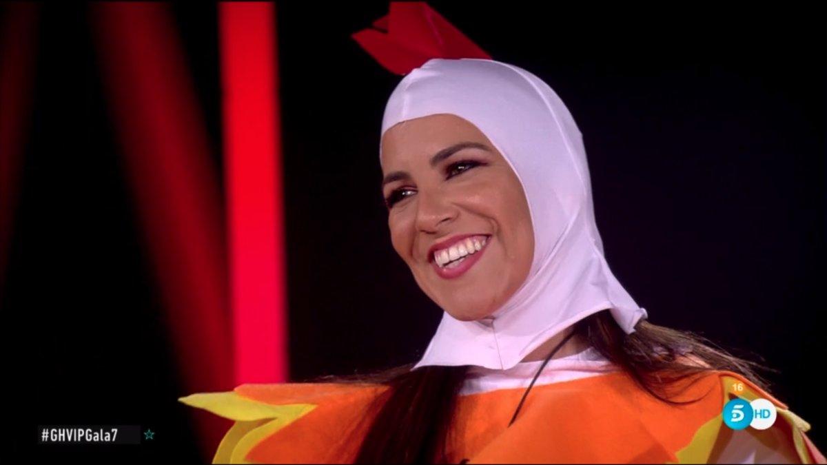 Irene Junquera, quinta expulsada de 'GH VIP 7'.