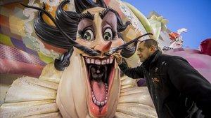 València planta sus 8 millones de euros que quemará en cinco días