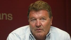 John Benjamin Toshack, ex técnico del Real Madrid, entre otros.