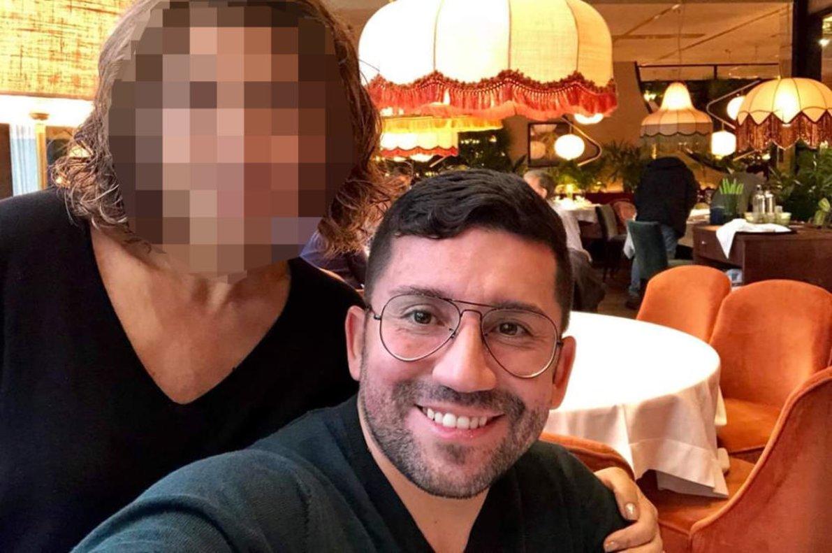Jorge Ignacio P. J., presunto asesino de Marta Calvo.