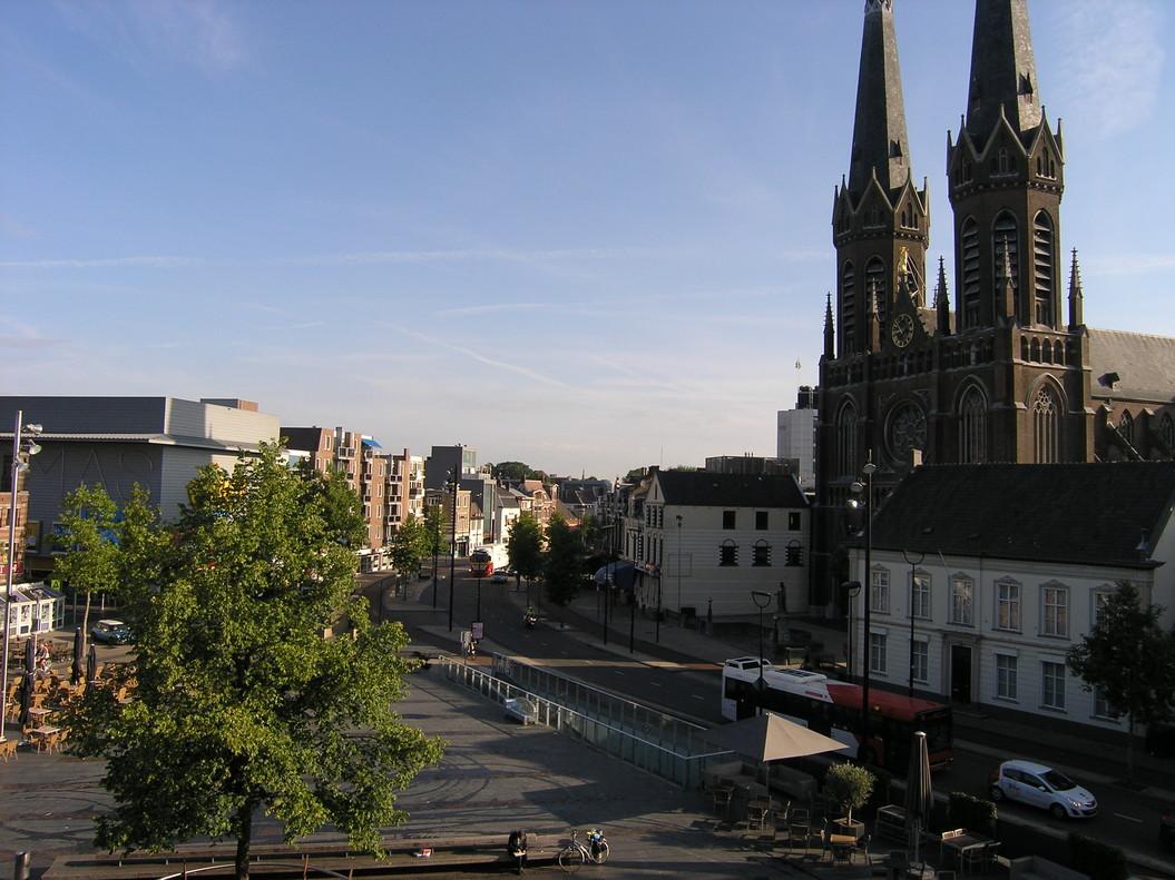 Iglesia de Saint Jozef, en Tilburg (Holanda).