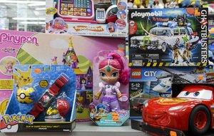 Cada vez es más comun comprar los juguetes de manera online