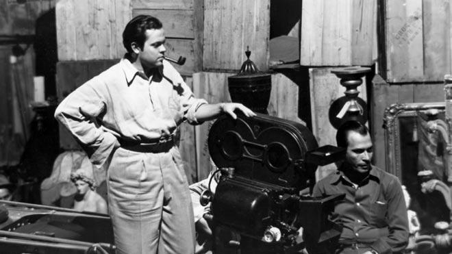 'La mirada de Orson Welles': el dibuix i el cine