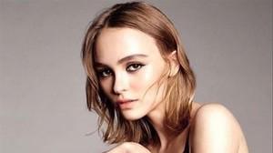 La modelo Lily-Rose Depp.