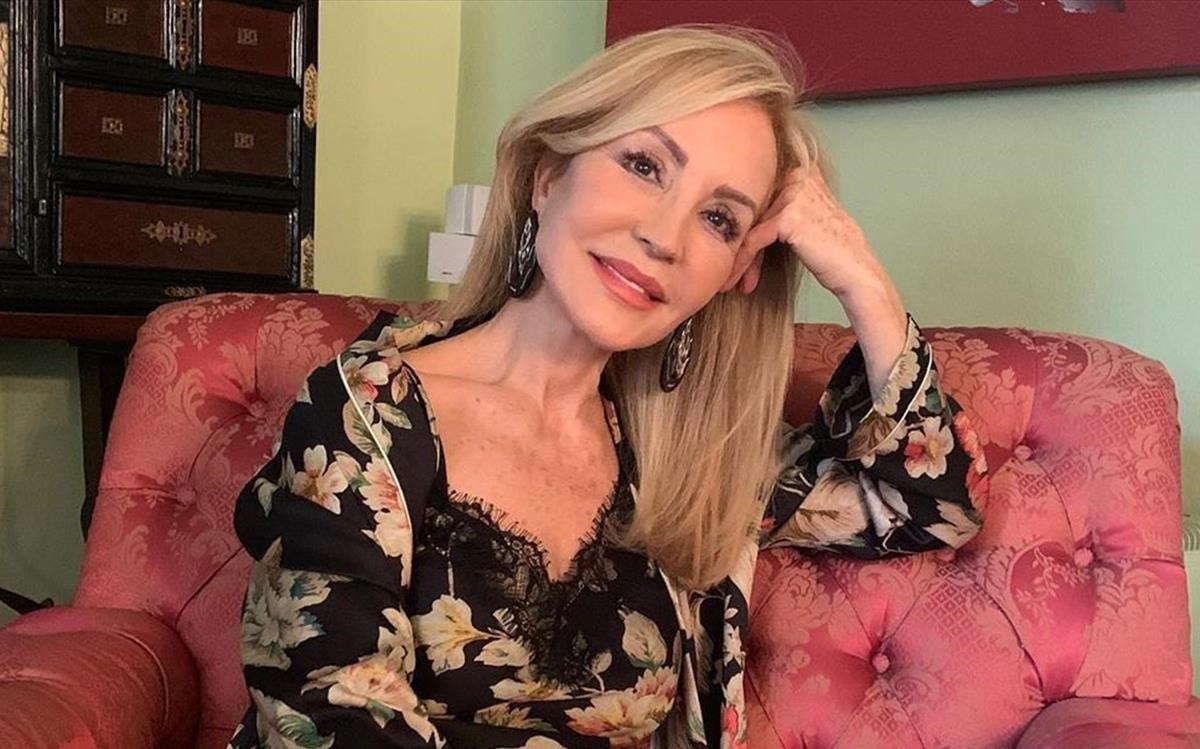 Carmen Lomana aclareix la seva situació econòmica: «No em falta res»