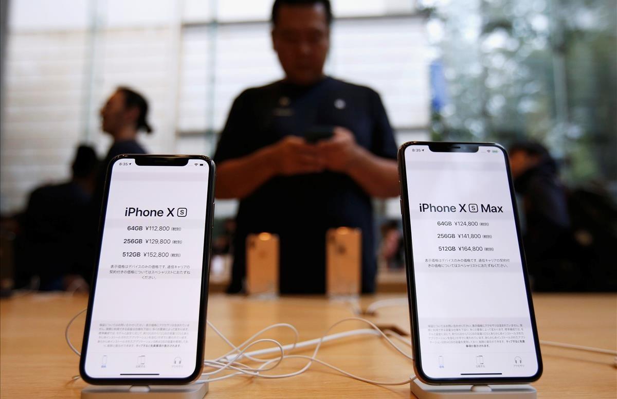Apple llega a un acuerdo con Amazon para la venta de sus principales productos