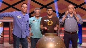 El equipo de concursantes Los Lobos del concurso de Antena 3 '¡Boom!'.