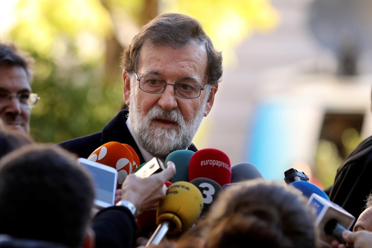 """Rajoy asegura que pase lo que pase el 21-D hablará """"con todos"""""""