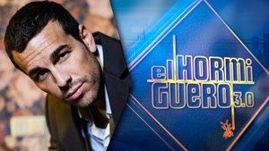 Mario Casas, el nuevo invitado de 'El hormiguero'.