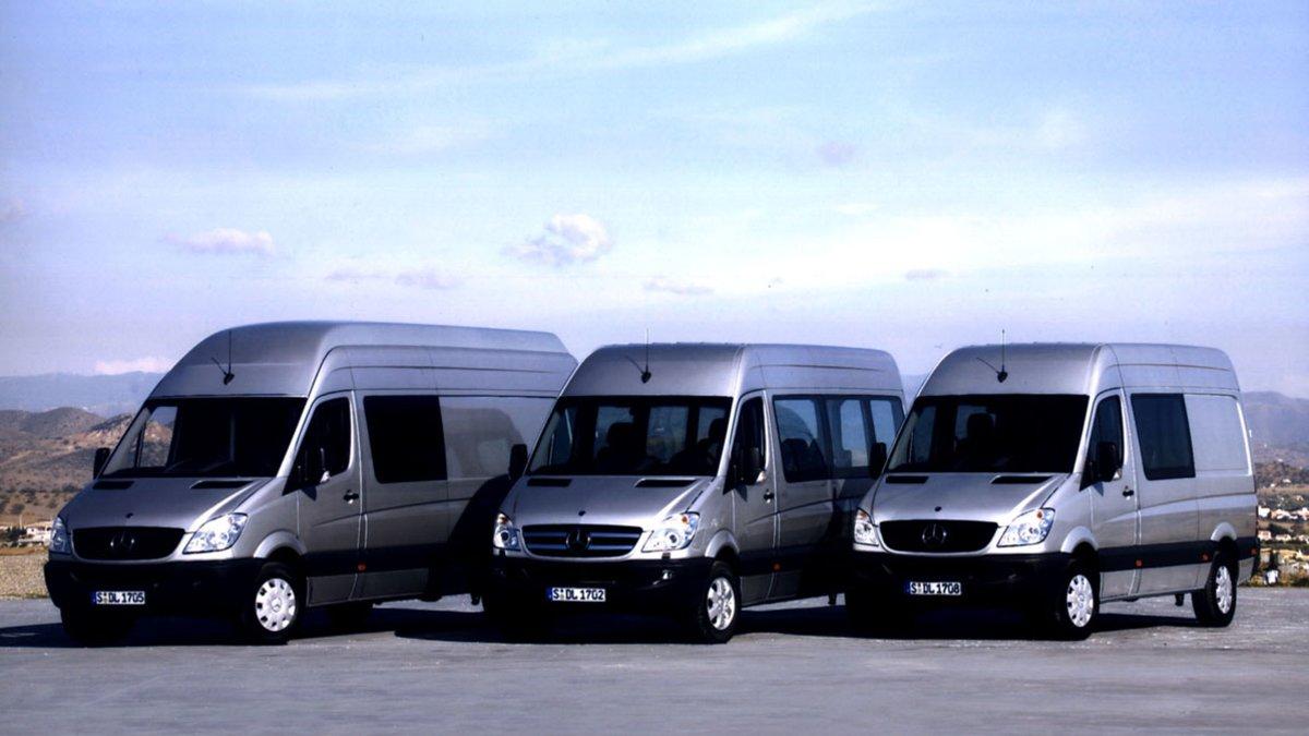 Mercedes-Benz presenta un erte para su empresa de logística