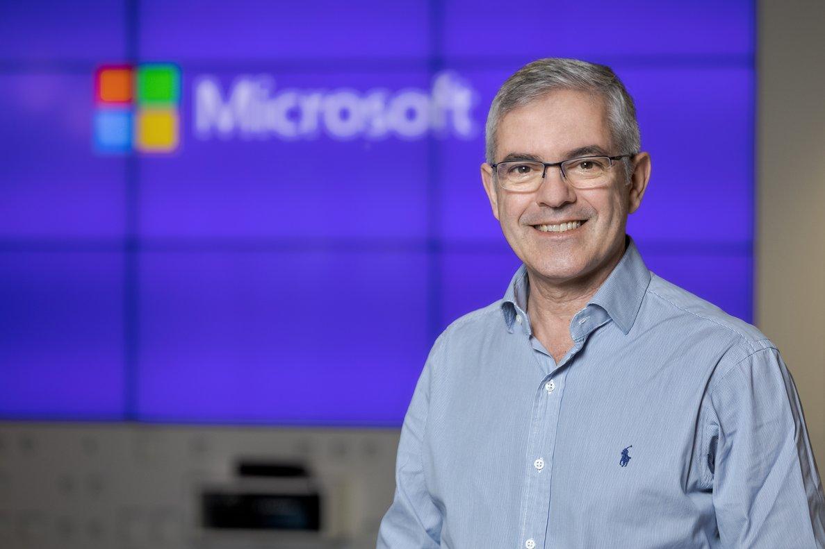 Miguel Maia, director de la unidad de negocio de Cloud y Empresas de Microsoft