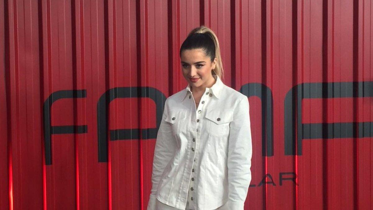 """Mimi (Lola Índigo): """"Tengo libertad para involucrarme en 'Fama' como quiera"""""""