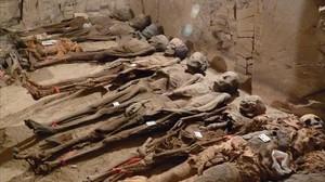 Momias egipcias del proyecto Monthemhat.