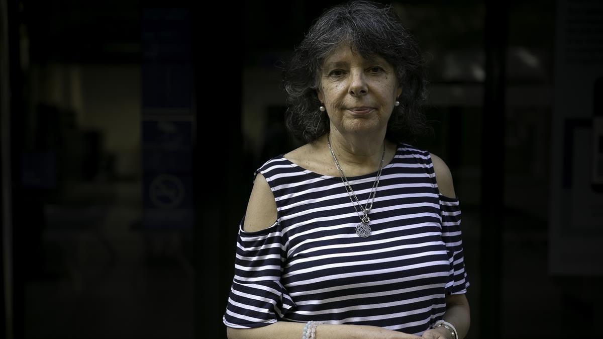 Montserrat Vallvè, especialista en lenguaje e igualdad de género.