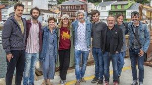 """'Néboa', a punt de finalitzar el rodatge: """"És un 'thriller' que retrata una Galícia sense tòpics"""""""