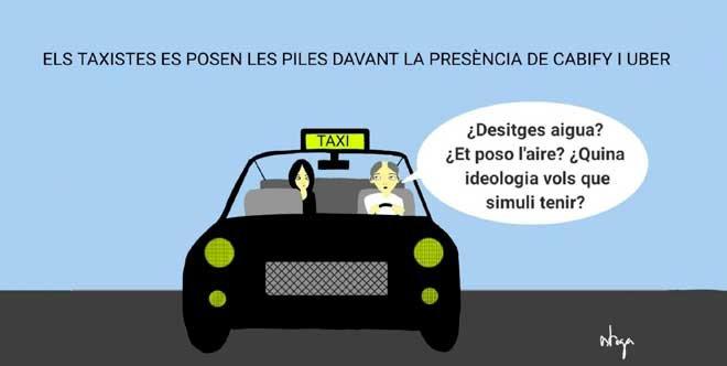 L'humor gràfic de Juan Carlos Ortega del 5 d'Octubre del 2018