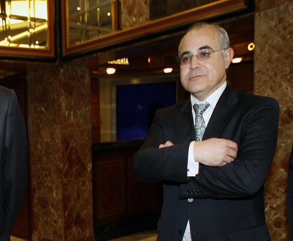 El juez Pablo Llarena, imagen del 2013.