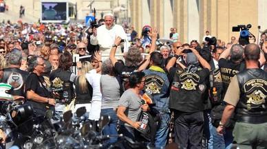 Márquez encabezará la delegación de MotoGP que visitará, el miércoles, al Papa Francisco