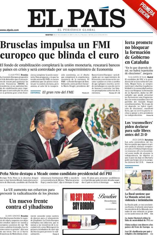 Seat cerrará Martorell si Puigdemont convoca un referéndum sobre la UE, asegura 'El Mundo'
