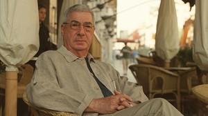 Rafael Azcona, en Madrid, en 2002.
