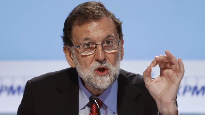 """Rajoy: """"Una Catalunya independent se n'anirà d'Europa, diguin el que diguin"""""""