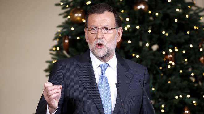 """Rajoy sobre el fallo del TC: """"A la inmensa mayoría de españoles nos alegra mucho"""""""