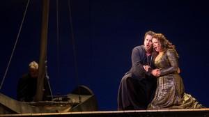 Una escena de La favorite, de Donizetti, ópera con la que acabó la pasada temporada del Liceu.