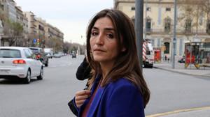 Rocío Martínez-Sampere, en una imatge darxiu.