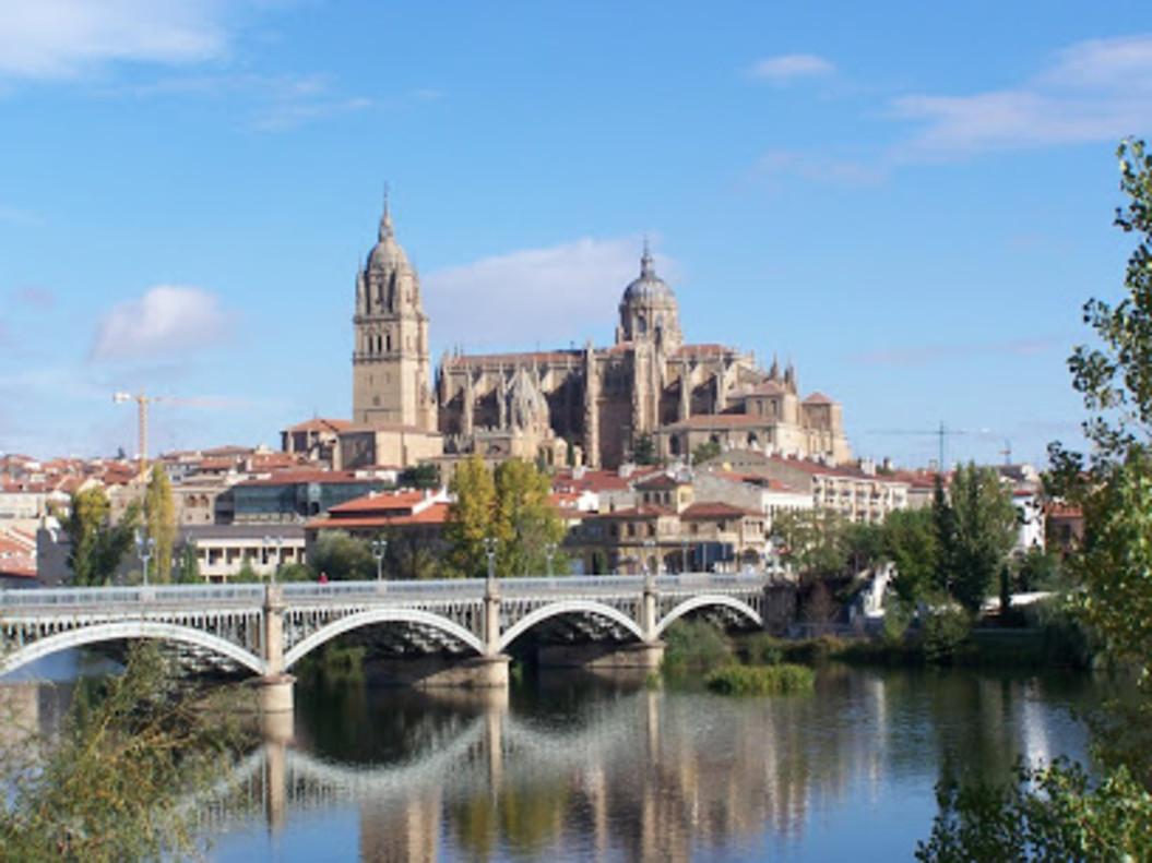 Una imagen de Salamanca.
