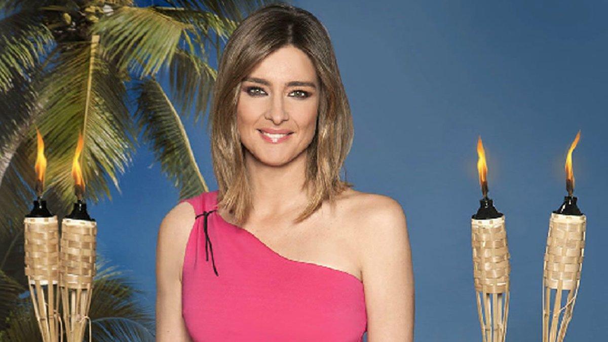 Sandra Barneda, presentadora de 'El debate de las tentaciones'.
